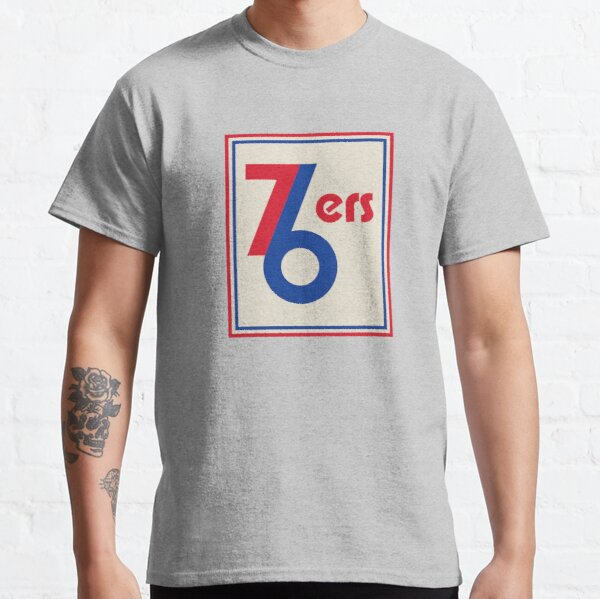 76 Retro Portrait Design Classic T-Shirt