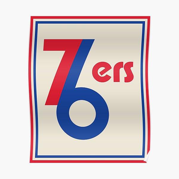 Philadelphia 76ers car Decal Philadelphia 76ers Wall Art 5 Banner Poster Sticker Vinyl Size
