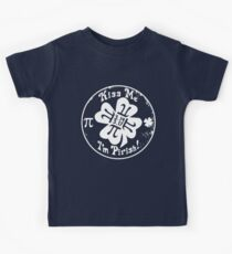 Epic Pi Day and St. Patrick's Day 2 in 1  Kids Tee
