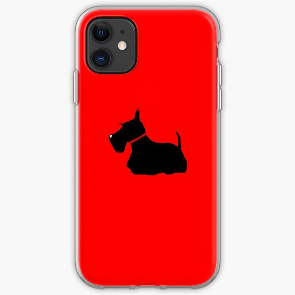 Scottish Terrier iPhone Soft Case