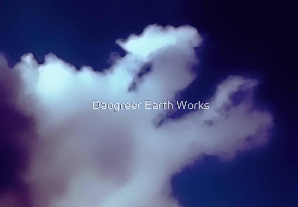Tawa's Dragon by Daogreer Earth Works