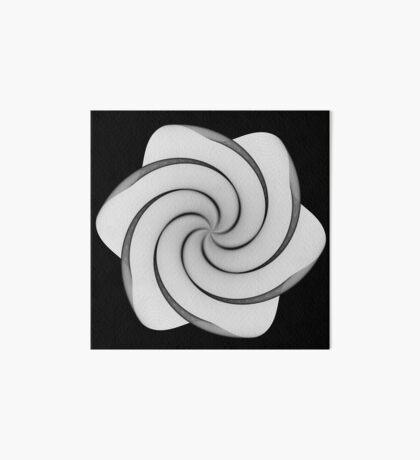 Polar Flower I Art Board Print