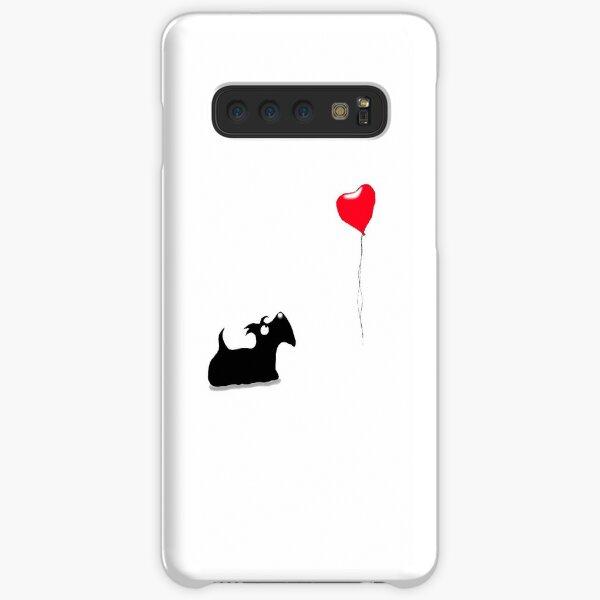 Scottie Dog 'Love' Samsung Galaxy Snap Case