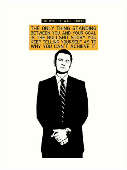 the wolf of wall street \