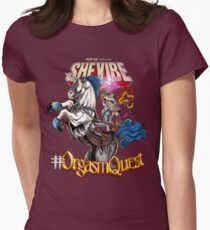SheVibe Presents Orgasm Quest With Crista Anne T-Shirt