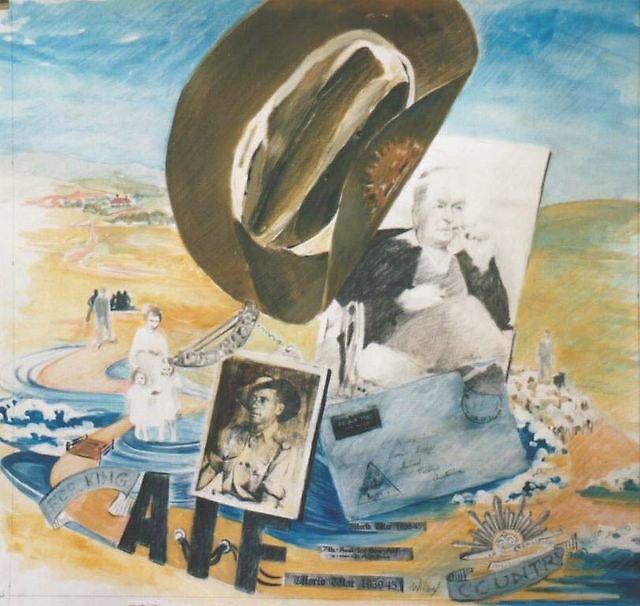 Australia Remembers by Mrswillow