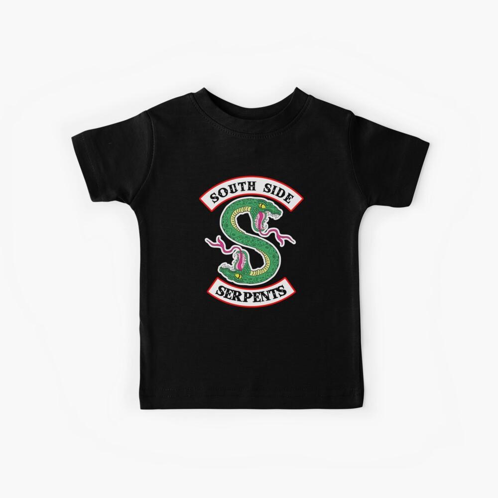 Serpientes del lado sur Camiseta para niños
