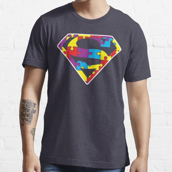Autism Superhero  Essential T-Shirt