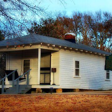 Birthplace Of Elvis Presley by bamagirl38