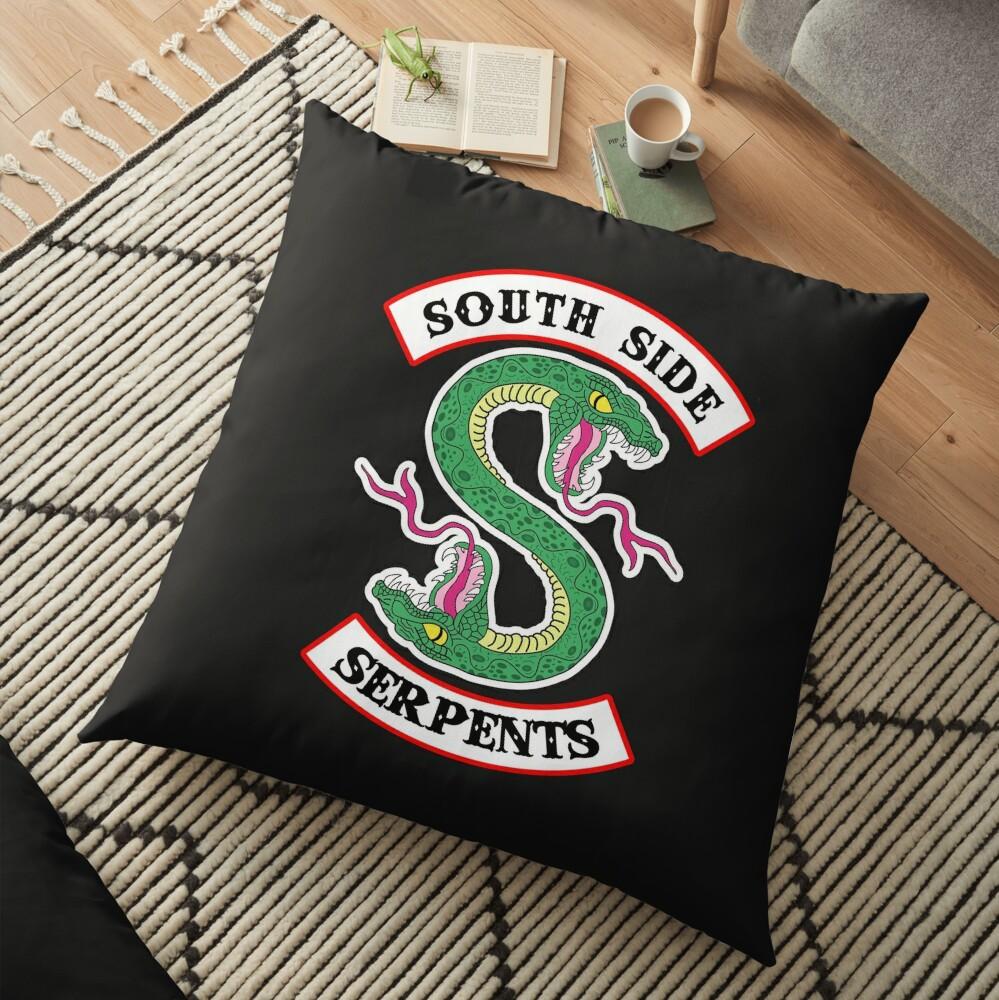 Southside Schlangen Bodenkissen