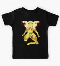 Winged God Dragon of Ra Kids Tee