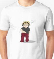 Zzz 2 (White) Unisex T-Shirt
