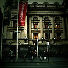 Melbourne Town Hall by Michelle Leong