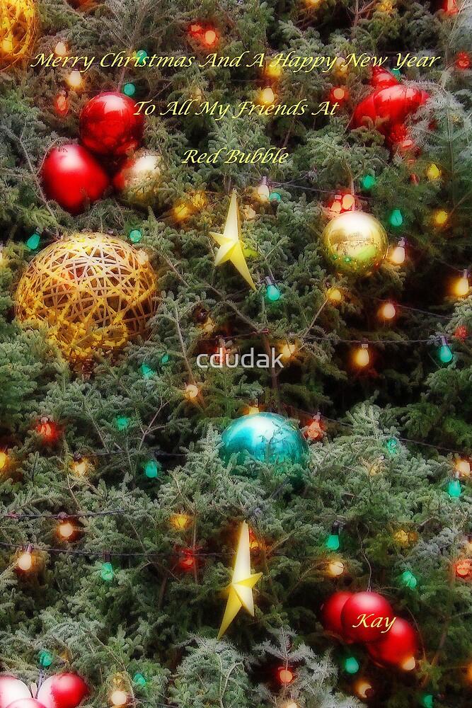 Merry Christmas Everyone by cdudak