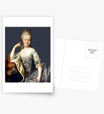 Marie Antoinette Reine de France Cartes postales