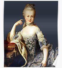 Marie Antoinette Queen of France Poster
