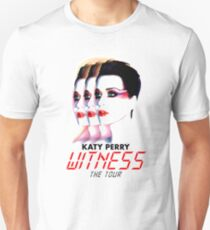 The List Of Katy Perry Song Unisex T-Shirt