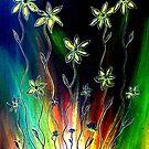 Flower-Works by Linda Callaghan