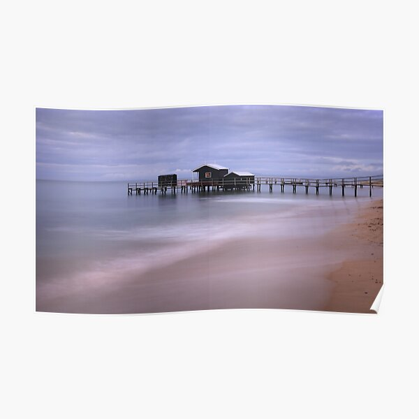 Shelley Beach - Portsea Poster