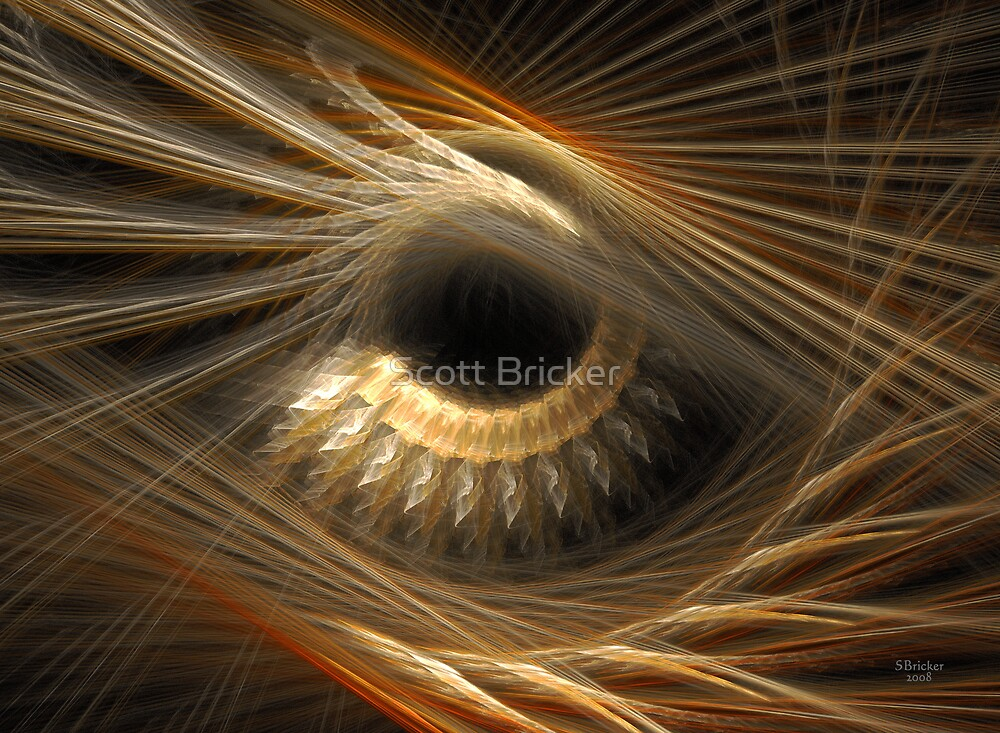 'The Story In Your Eyes' by Scott Bricker