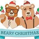 BEARy Christmas by Andy Bauer