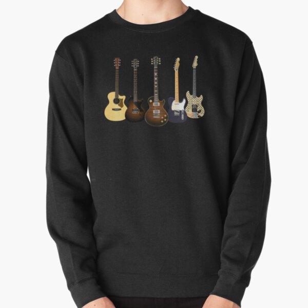WARM HOODIES Guitar Player HANDMADE Cool Music Guitarist Instrument Gifts