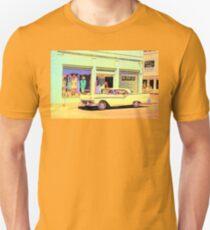 Cali Car Unisex T-Shirt