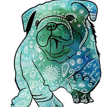 Bulldog Francés Buldog de Manitarka