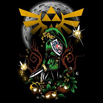 Majora's Mask by Fearcheck