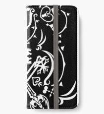 Kingdom Hearts - Black iPhone Wallet/Case/Skin