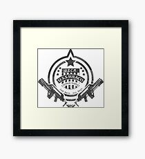 Colonial Marines Framed Print