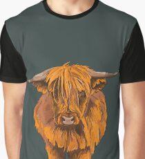 Heilan Coo Graphic T-Shirt