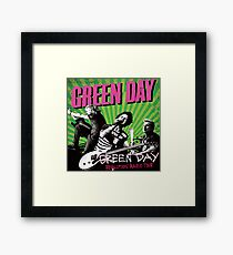 revolution radio green day Framed Print