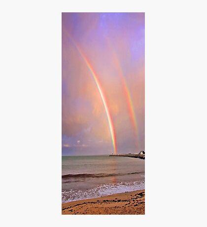 Rainbows Over Fremantle  Photographic Print