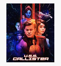 U.S. Callister (Black Mirror) Photographic Print