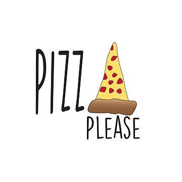 Pizza Please by vamsoirin