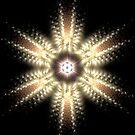 Fractal Star by Vitta