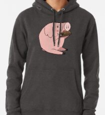 SEVEN DEADLY SINS: Hawk Captain Of The Left Over's  Pullover Hoodie
