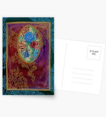 Roses - The Qalam Series Postcards