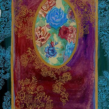 Roses - The Qalam Series by mariumrana