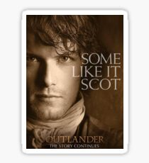 Outlander Sticker