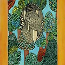 Trees - The Qalam Series by Marium Rana