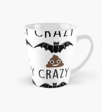 Bat Crazy Tall Mug