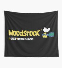 Woodstock 1969 Wall Tapestry