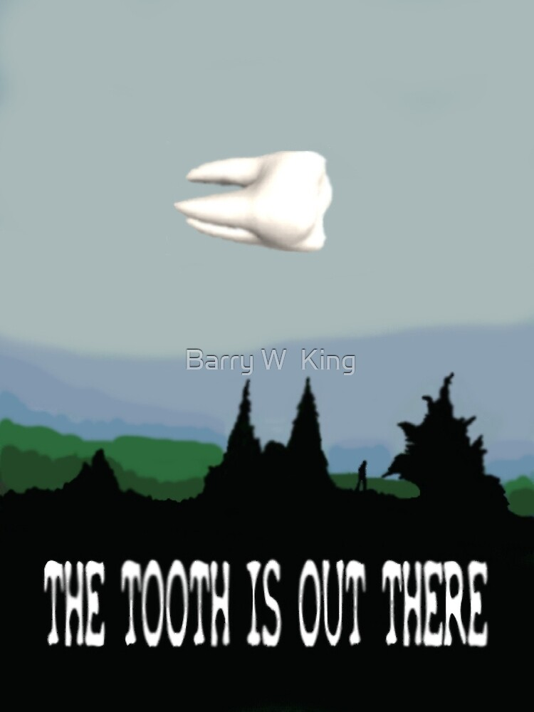The Tooth  by Barry W  King