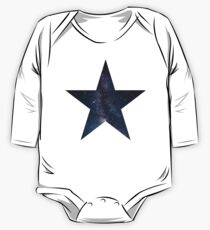 Body de manga larga para bebé David Bowie - Blackstar