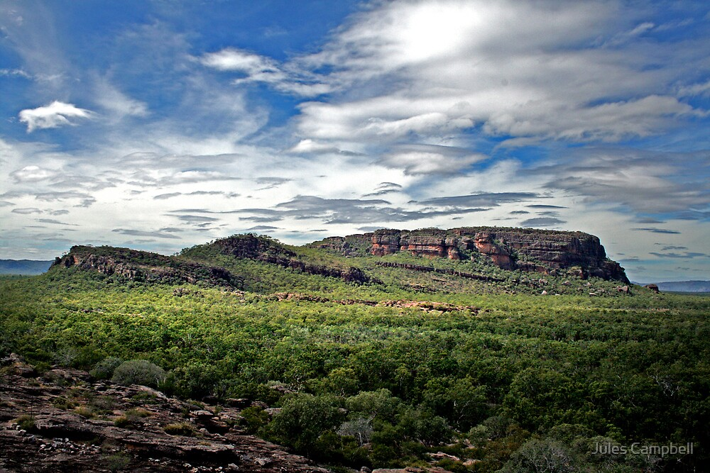 Kakadu Country by Jules Campbell