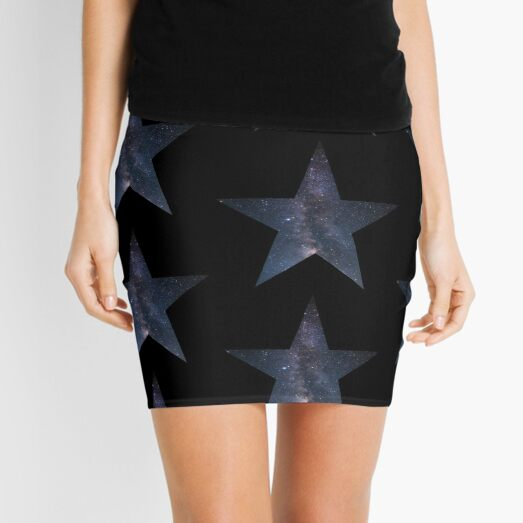David Bowie - Blackstar Mini Skirt
