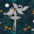 Swan Lake - Odette by Cecilia Mok