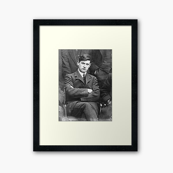 Michael Collins Framed Art Print